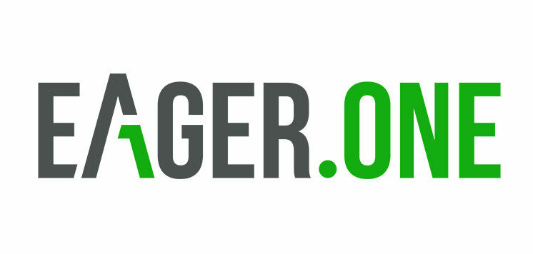 Eager.one logo